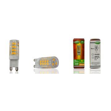 Ampoule LED G9 5W  3000K VISION-EL 7925