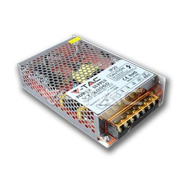VT-20060 Alimentation LED IP20 60W 12V 5A Metal
