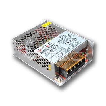 VT-20045 Alimentation LED IP20 45W 12V 3,8A Metal V-TAC