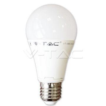 VT-1864 Ampoule E27 A60 12W Thermoplastic 3000K