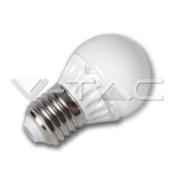 Ampoule LED 4W E27 G45 6000K   VT-1830