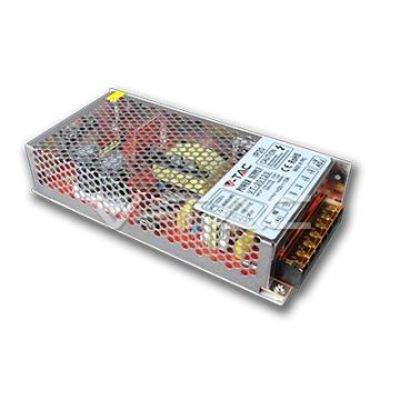 VT-20120 Alimentation LED IP20 120W 12V 10A Metal