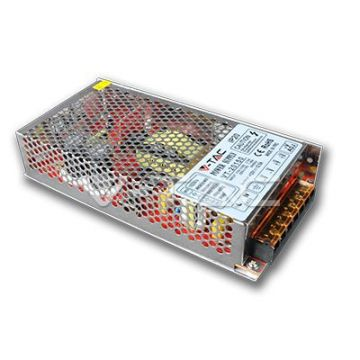 VT-20150 Alimentation LED IP20 150W 12V 12,5A Metal