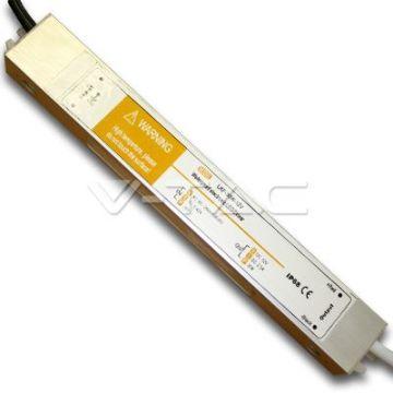 Alimentation LED étanche IP45 30W 12V 2,5A VT-22030
