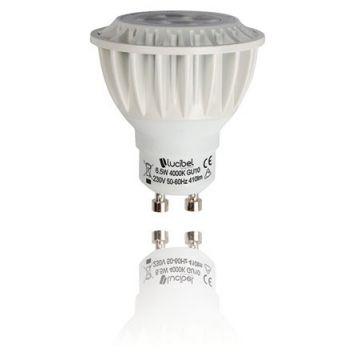 Ampoule led GU10 4W 2700K LUCIBEL LPGU104WW45E