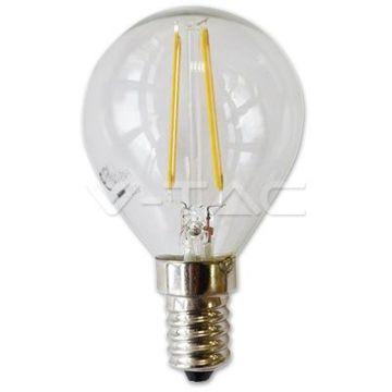 Ampoule LED 2W Filament  E14 P45 3000K VT-1896
