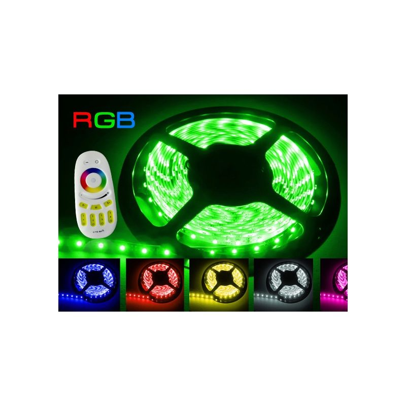 Univers eclairage led sur internet pst rgb3 - Ruban led rgb ...