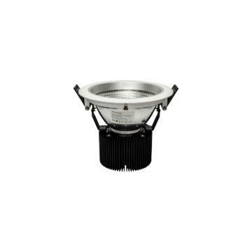 Projecteur COB 0185mm 30W, 16501m, 3000K, 35°, IP20, Blanc