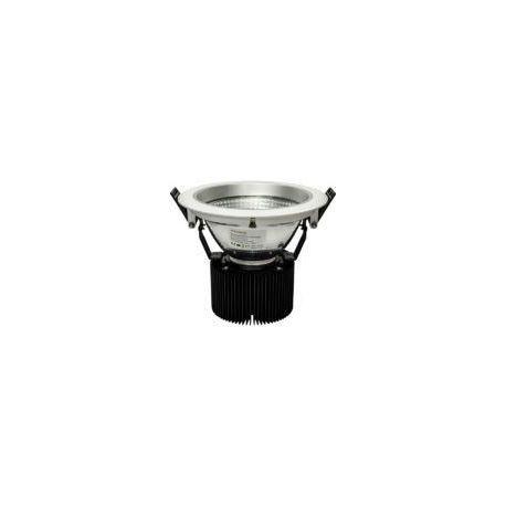 Projecteur COB 0185mm 30W, 18001m, 4000K, 35°, IP20, Blanc