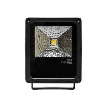 Floodlight 10W 829Llm 3000K BA120ø IP65 Noir COB
