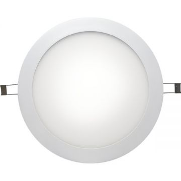 Downlight Eco Version White 1100lm 16W 4000K Ø240mm BA120°