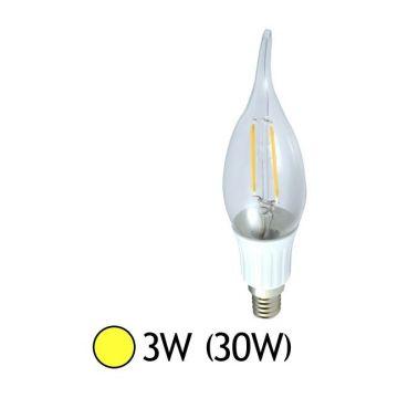 E14 à filament 3000°K 290 lumens