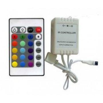 Infrarouge Controller avec télécommandel 24 touches