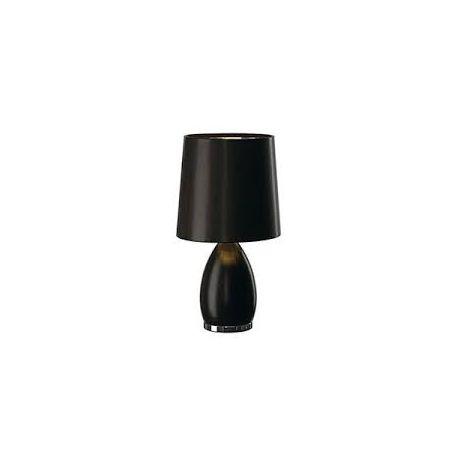 DECLIC 155664 - CELLINERO lampe à poser, ronde, chocolat, E27, max. 40W