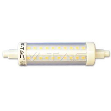 VT-1917LED Bulb - 7W R7S Plastic 4500K -