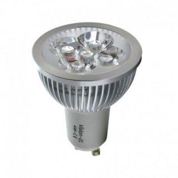 Vision-EL LED DIM 4 X 1 WATT GU10  3100°K  BOI  35°