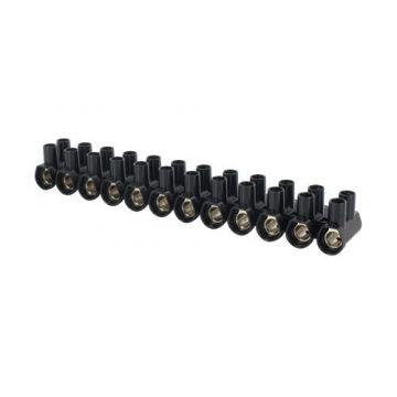 Bar. noire souple 960° 6 mm² - LOT de 10