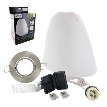 Kit SPOTBOX c.alu Direct 220 -  LED
