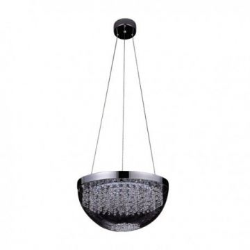 Suspension Design contemporain Crystal Euphoria - Mimax LED DECORE