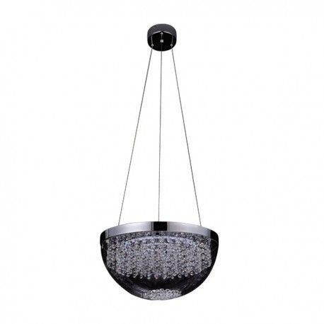 Suspension Design contemporain Crystal Euphoria - Mimax LED DECORE