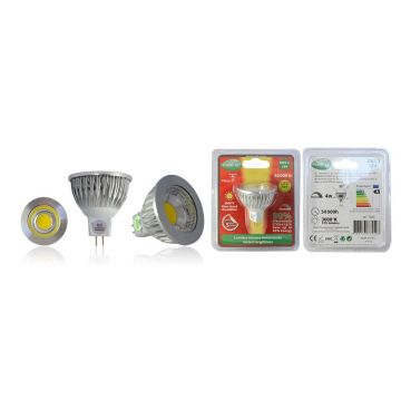 Ampoule LED GU5.3 4W 3000K dimmable VISION-EL 7833