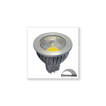 Ampoule LED GU5.3 6W 3000K dimmable VISION-EL 7866