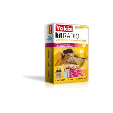 Yokis KITRADIOVV KIT RADIO VA-ET-VIENT
