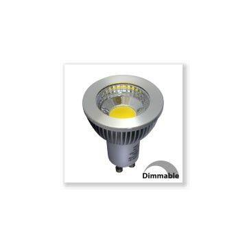 Ampoule led GU10 6W COB 2700°k dimmable VISION_EL 7870