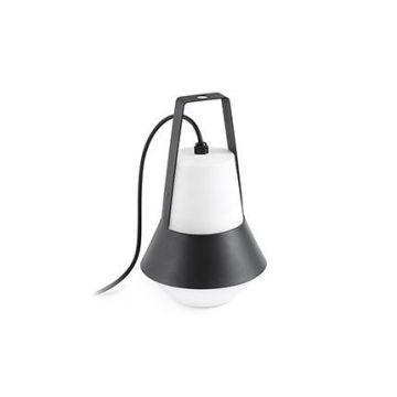 CAT LAMPE PORTABLE NOIRE 1XE27 20W