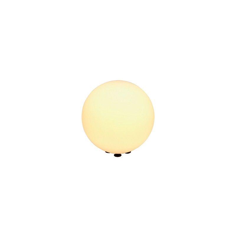 Univers eclairage led sur internet 227220 slv for Luminaire exterieur rond