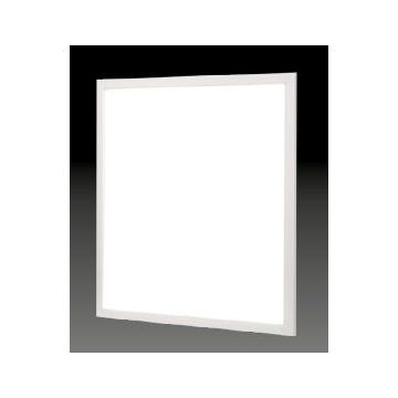 Panel light 600x600mm 36-38W 3400Lm 3000K BA110° Blanc Dimmable