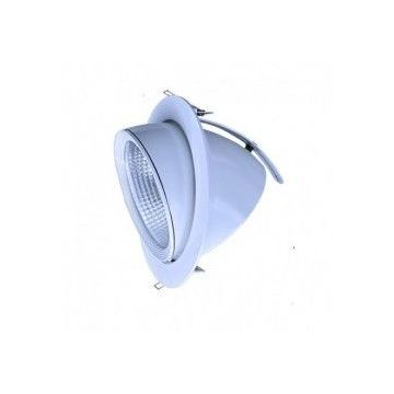 LED PLAFOND CIRCULAIRE ORIENTABLE 60W 4000°K