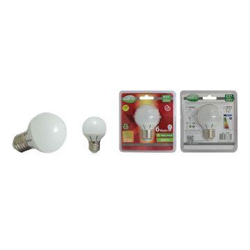 Ampoule LED E27 6W 4000K Bulb VISION-EL 74871