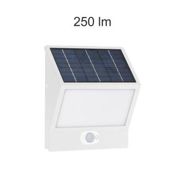 EGNA PANEL SOLAR 3W BLANCO 12Oº 4.000K 250L