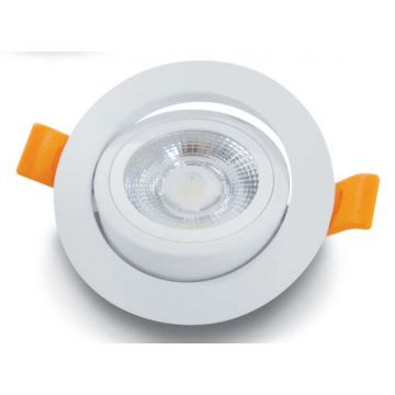 Downlight clever 6W blanc chaud