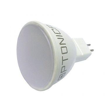 Ampoule LED GU5.3 7W - Blanc chaud - 560LM