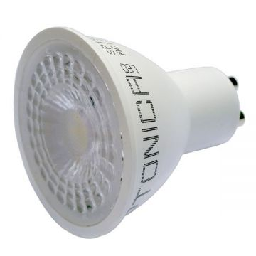 LED SPOT GU10 5W/175-265V 38° SMD WARM WHITE LIGHT