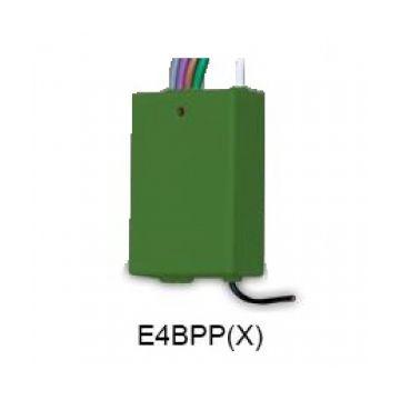 E4BPP - Emetteur Radio Encastrables 4 Canaux Gamme Radio POWER (5454427)