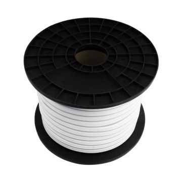 BOBINE LED  5050  50 M 8W/M 230 V IP65   6000°K