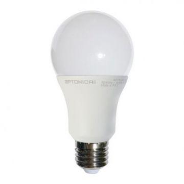 Ampoule LED E27 A60 10W 220V Blanc chaud