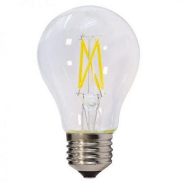 SP1857 LED BULB A60 4W 400LM E27 175-265V WHITE LIGHT FILAMENT