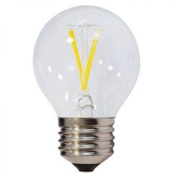 SP1864 LED BULB G45 2W 200LM E27 175-265V WHITE LIGHT FILAMENT