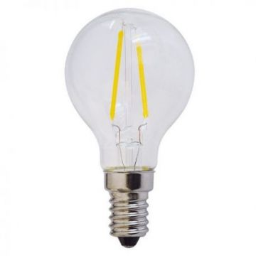 SP1475 LED BULB G45 2W 200LM E14 175-265V NEUTRAL WHITE LIGHT FILAMENT