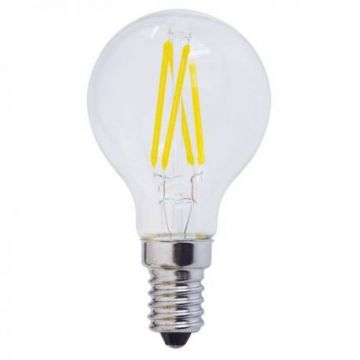 SP1477 LED BULB G45 4W 400LM E14 175-265V WHITE LIGHT FILAMENT