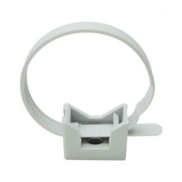 FIXE CABLE UF1632 GRIS + UCF7