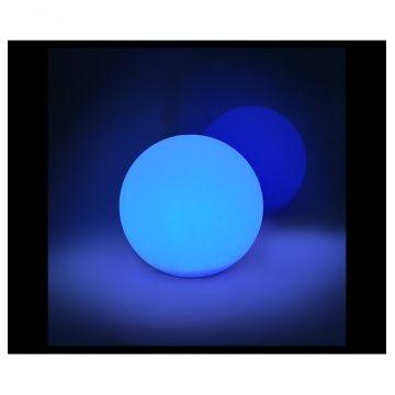 BOULE RGB SOLAIRE ET BATTERIE 1200mA