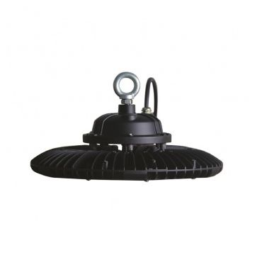LAMPE MINE LED VISION-EL 230 V 200 W 6000°K IP44 CLOCHE TRANSPARENTE