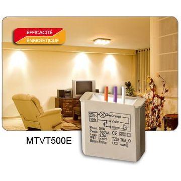 Yokis MTVT500E TELEVARIATEUR TEMPORISE ENCASTRE - SOLDES
