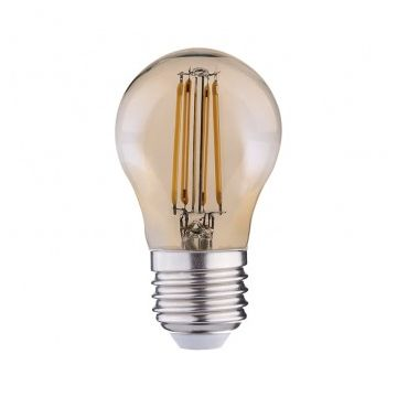 AMPOULE LED E27 G45 FILAMENT 4W 2700°K GOLDEN
