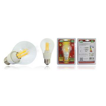 Ampoule LED E27 à filament 5W 3000K VISION-EL 7660B